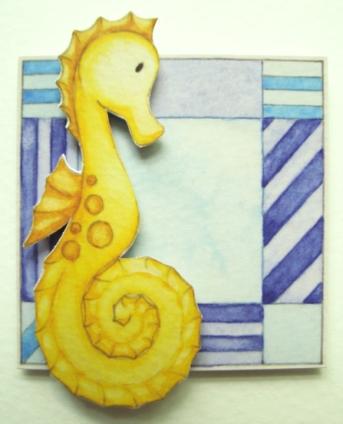 Seascape_Seahorse